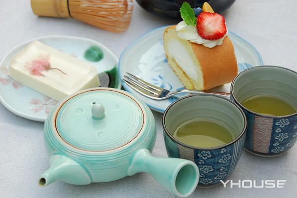 日式下午茶套餐,建议1-2人使用,提供免费WiFi