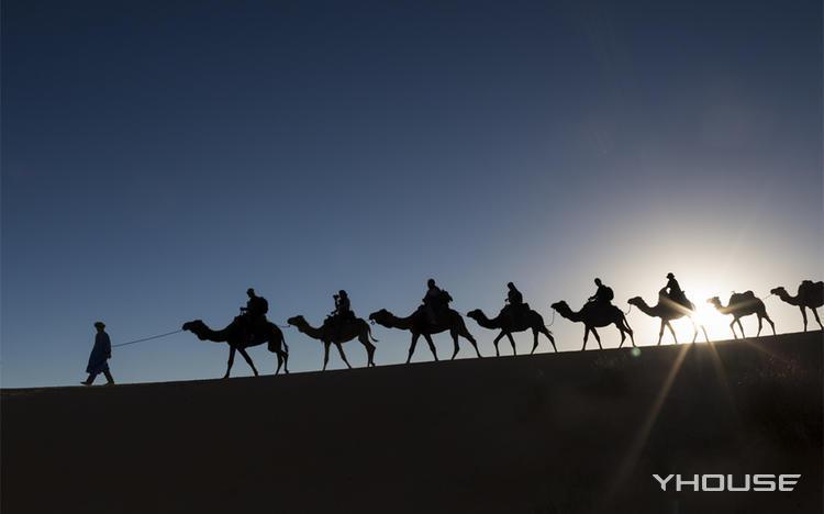 摩洛哥、卡萨布兰卡、马拉喀什、蓝色城市萧安 夜宿撒哈拉沙漠10天9晚之旅