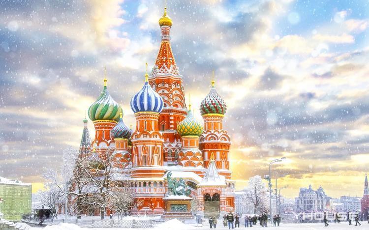 俄罗斯极光秘境 驯鹿雪橇追光逐梦8天7晚