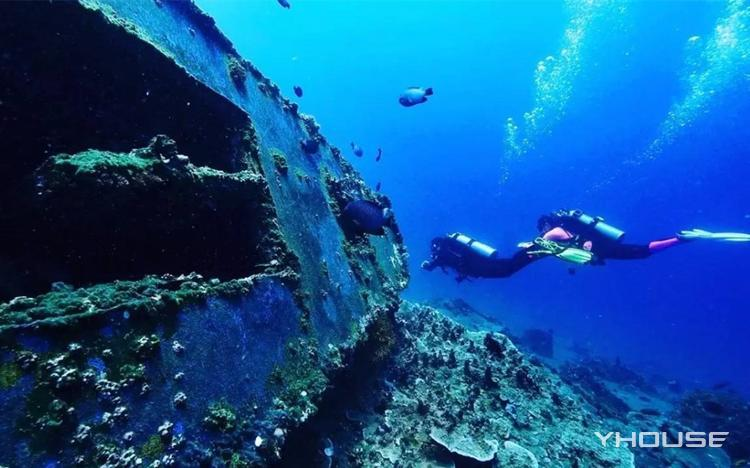菲律宾杜马盖地潜水入门套餐5天4晚