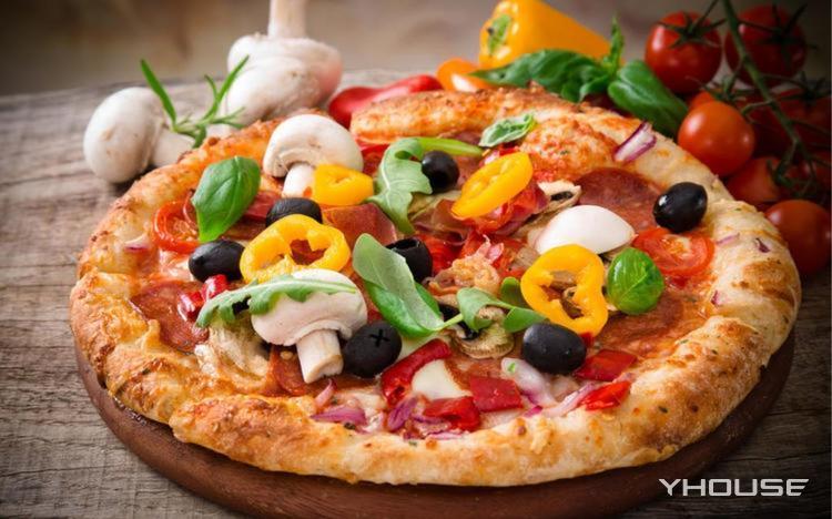 好吃又好玩 双人10寸芝心披萨制作