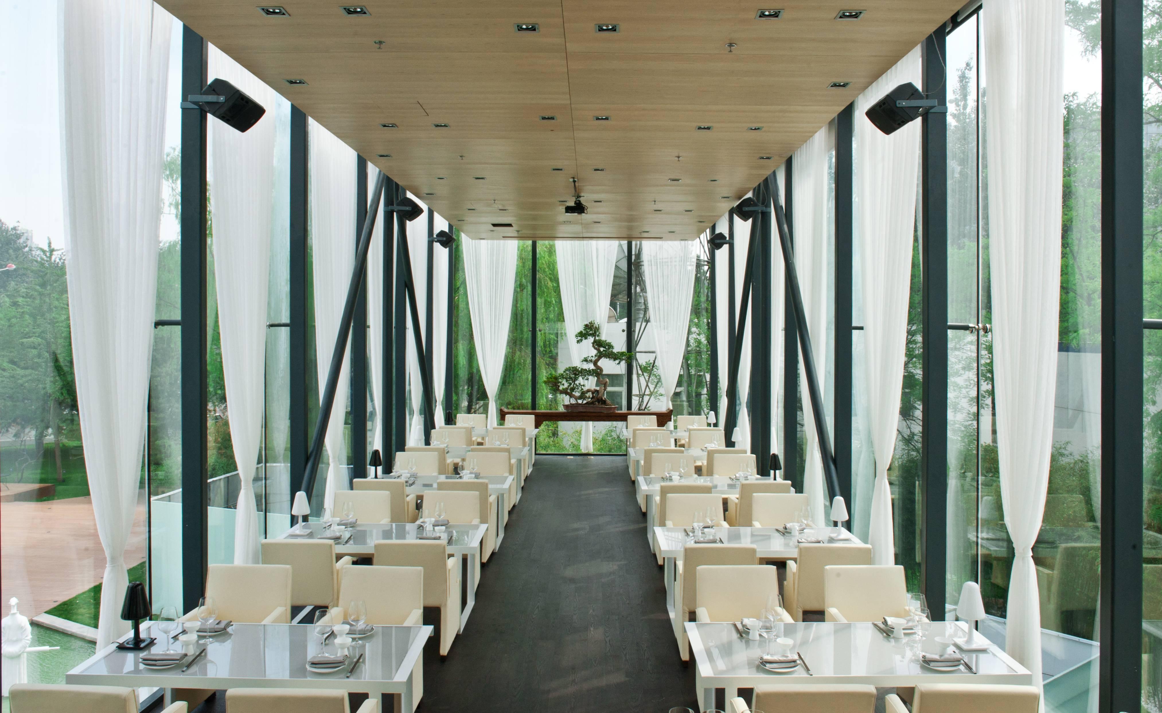 王府半岛酒店jing餐厅