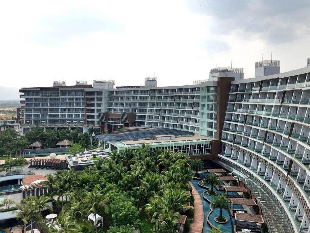 三亚海棠湾民生威斯汀酒店