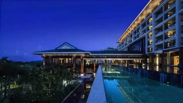 三亚半山半岛度假酒店
