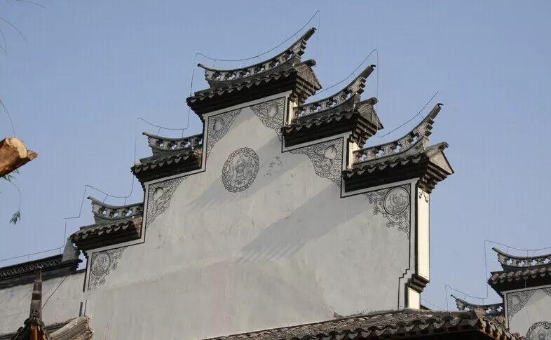 中国最美的徽派建筑