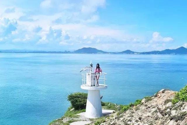 寻一碧海蓝天的海岛渔村去浪才是正事,这一次带你去一趟东山岛澳角村.