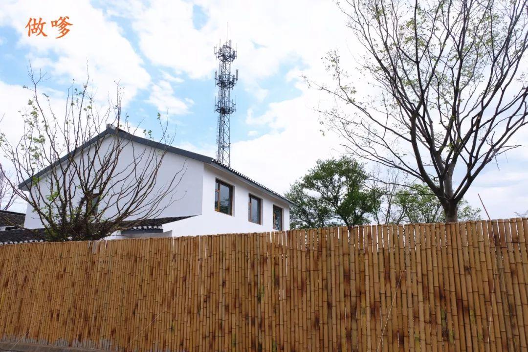 位于梅林村的匠心铺,是梅林村与龙控集团的合作项目,由梅林村收储图片