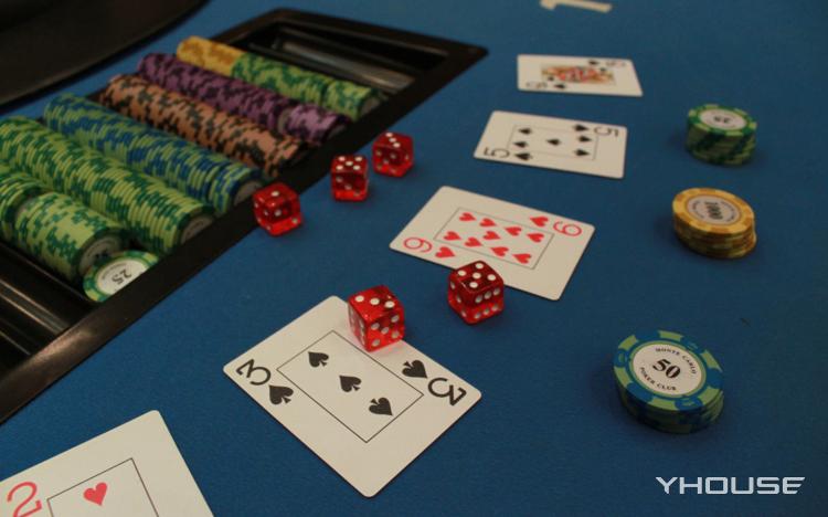 今夜谁是赢家之 德州扑克推推乐