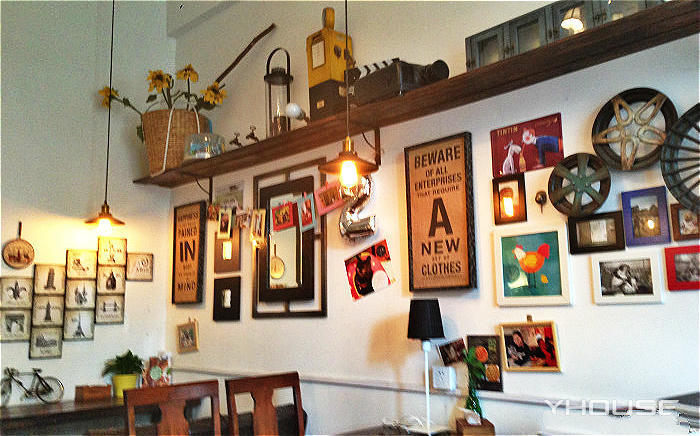小西堂x tiny cafe猫咪主题餐厅(南锣鼓巷店)