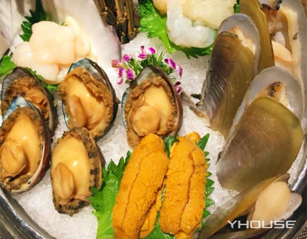 海天盛宴海鲜自助