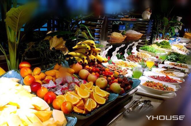 平安海鲜自助餐厅