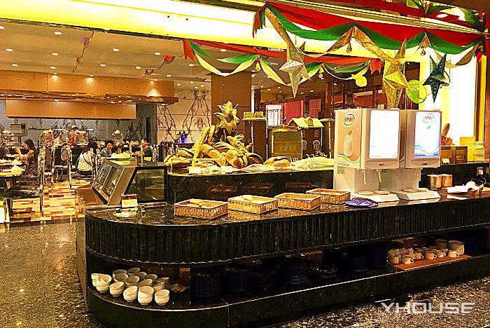 中洋金砖酒店·太平洋自助餐厅(海安县其他),自助餐