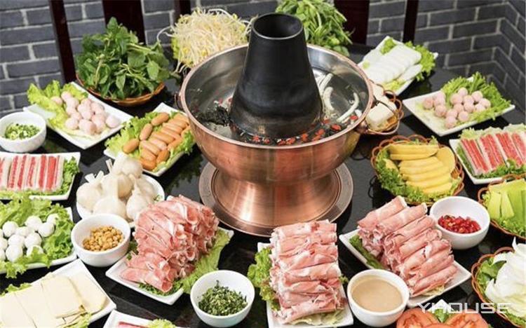 老北京涮羊肉自助火锅