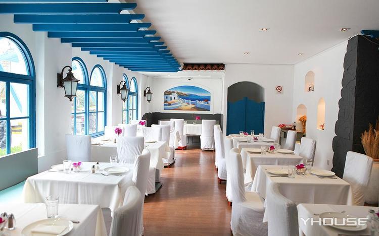 希腊餐厅Greek Taverna Milos(岳阳路店)