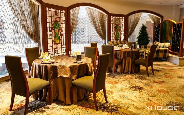 天府丽都喜来登饭店天宝阁中餐厅