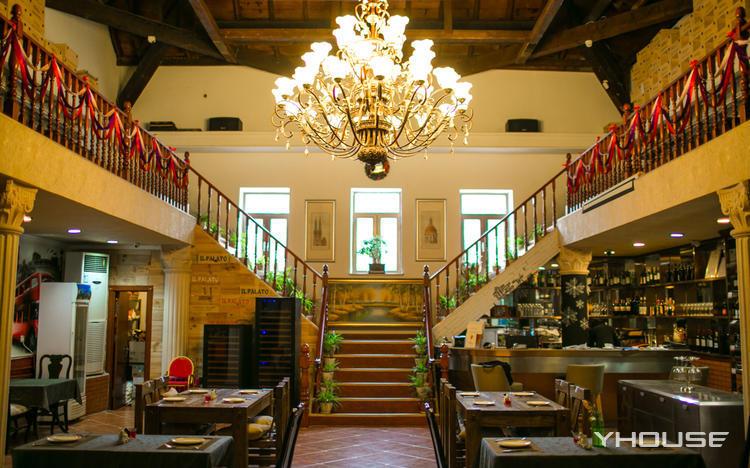 岩池西餐厅
