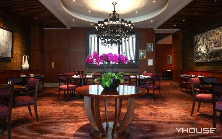 北京丽晶酒店迪卡博意大利餐厅