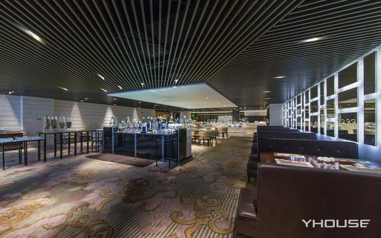 上海中航泊悦酒店云庭咖啡厅