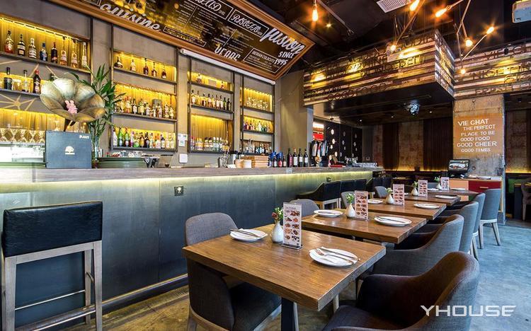 威雀餐厅酒吧VIECHAT(金茂汇店)