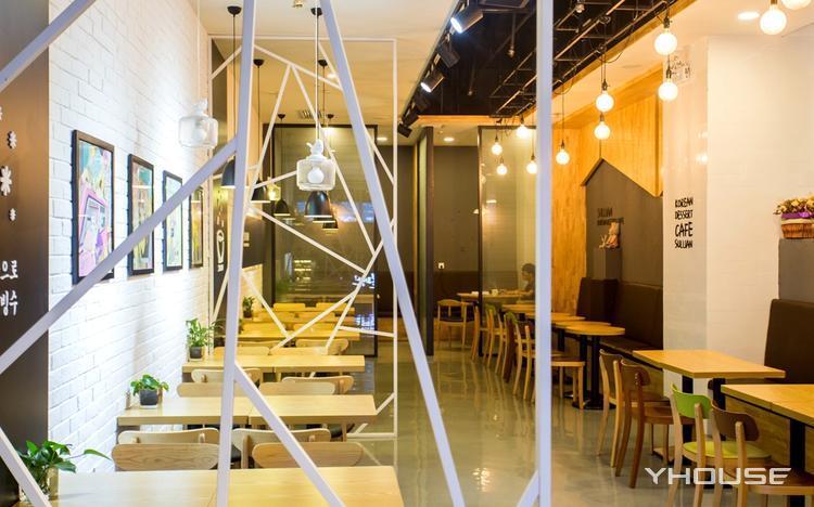 韩国雪莉安雪冰咖啡店(凯德广场店)