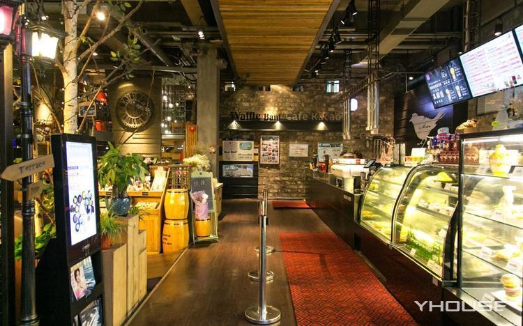 咖咖奥咖啡厅(虹泉路店)