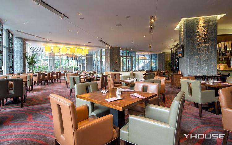 南京银城皇冠假日酒店L咖啡自助餐厅