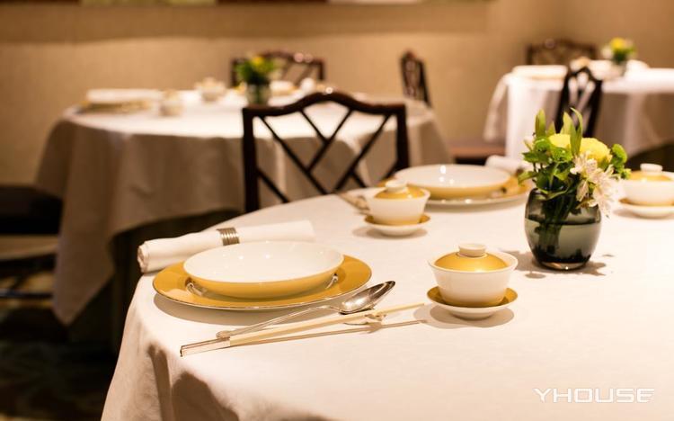 东方君悦大酒店悦庭粤式餐厅