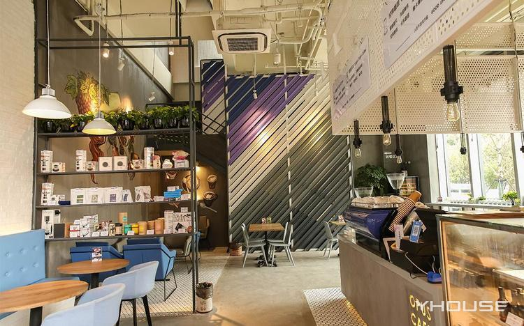 Opus Cafe作品咖啡(富荟广场店)