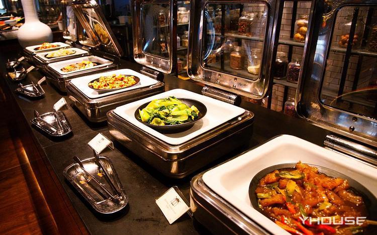 青岛涵碧楼酒店十一厨全日餐厅