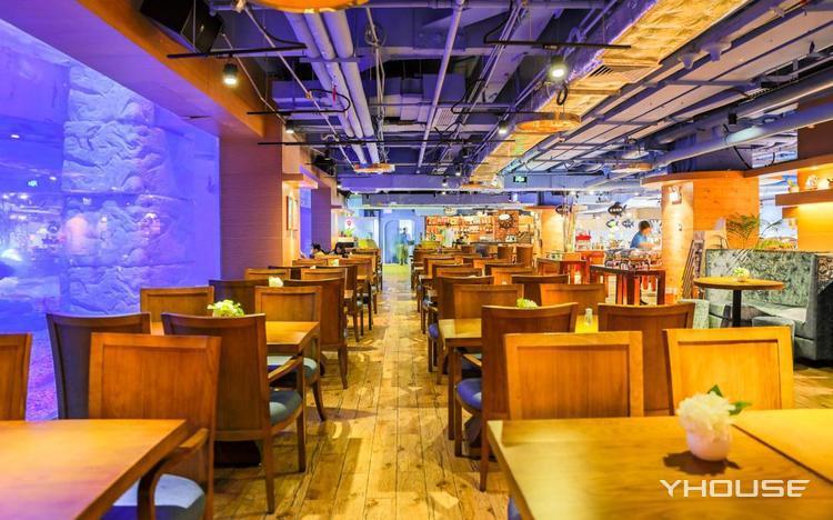 正佳海底美人鱼餐厅