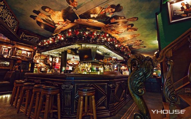 翠贝卡好莱坞电影主题西餐酒吧