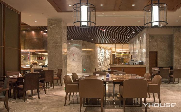 富力凯悦酒店咖啡厅