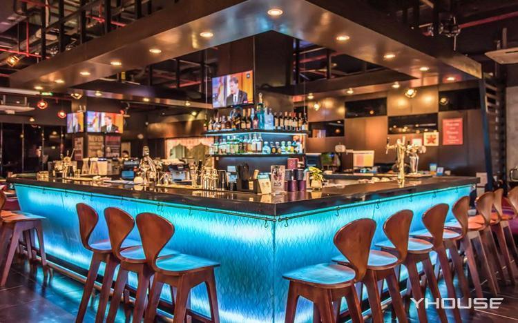 冰聚印度时尚餐吧 Ice Cube Bar & Grill