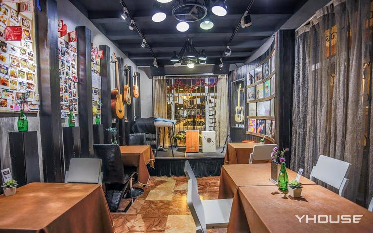 CLEF CAFE谱乐咖啡店