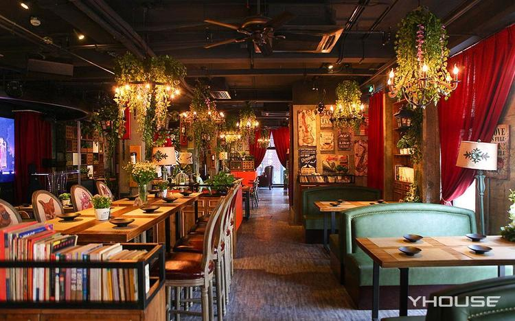 21音乐房子餐厅