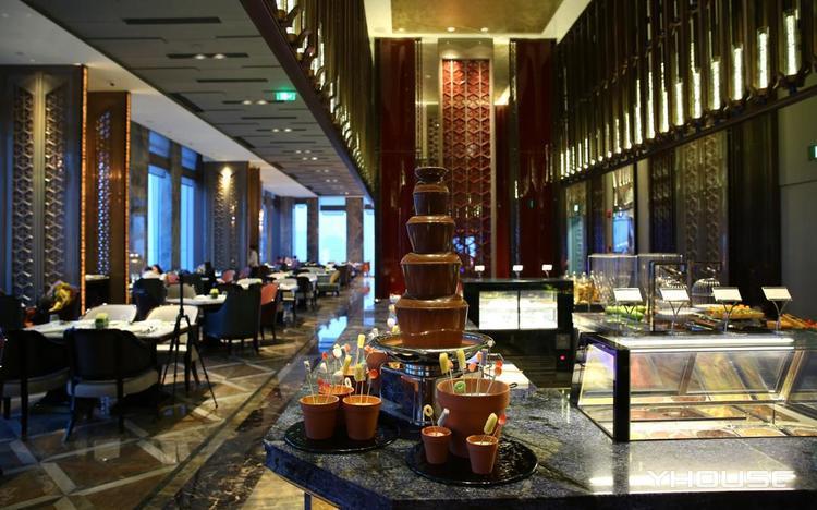 万达瑞华酒店·美食汇全日餐厅