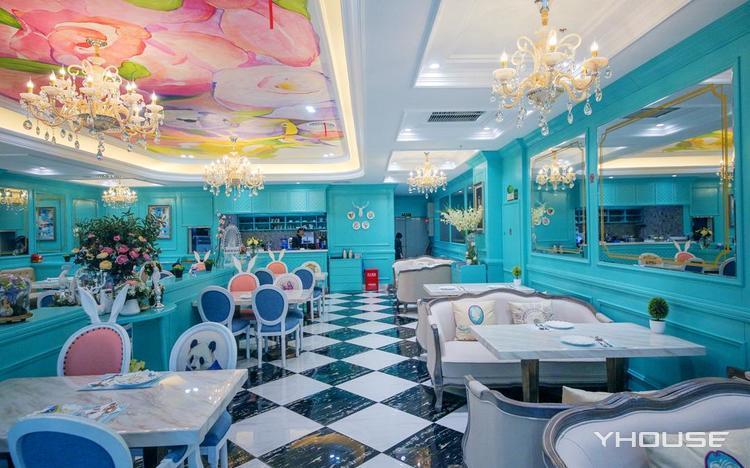 爱顿欧风欧式风情餐厅