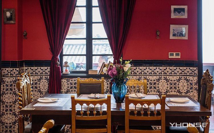 蓝橄榄西餐厅