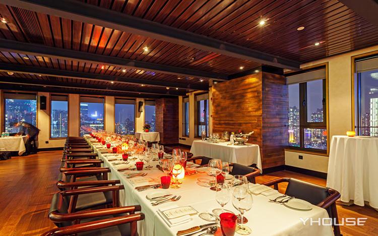 上海外滩英迪格酒店恰餐厅