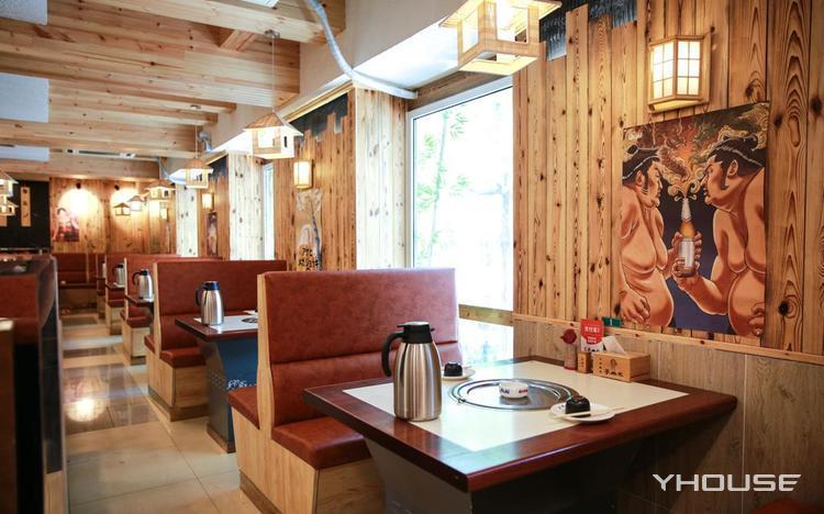 梦山水日式烤肉(八一路店)