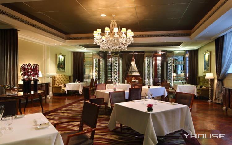 Pelham's法餐厅(外滩华尔道夫酒店)