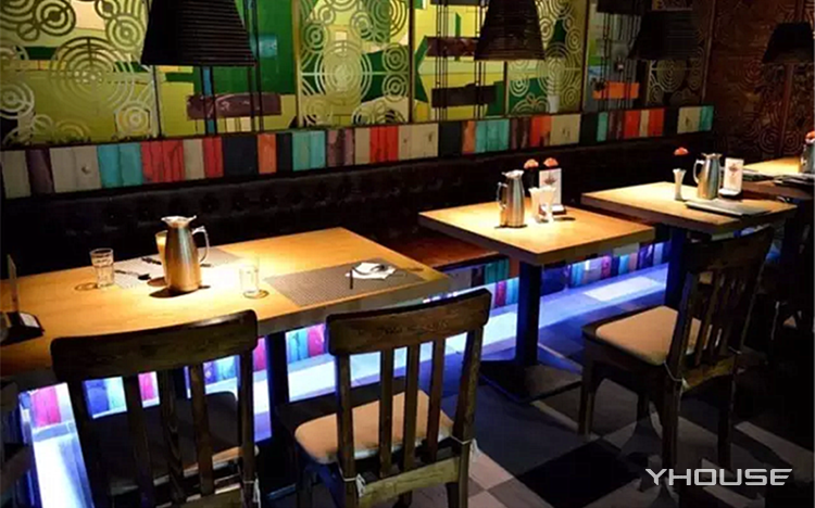 绿茵阁西餐厅(曼哈顿店)