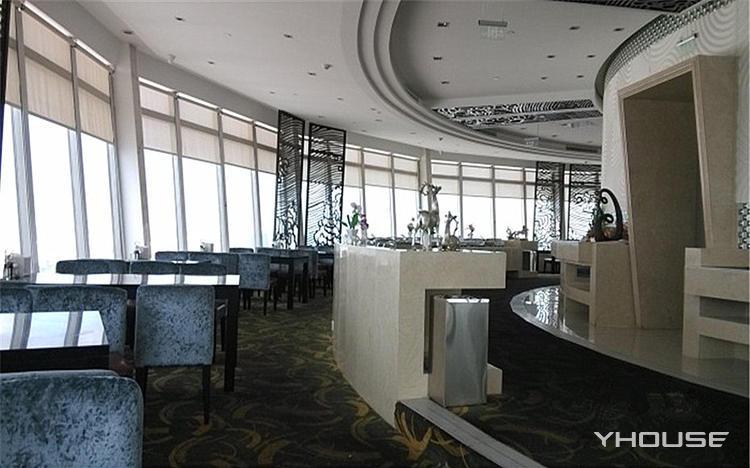 国贸大饭店旋转餐厅