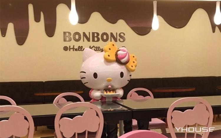 BONBONS Hello Kitty Cafe(珠江新城店)