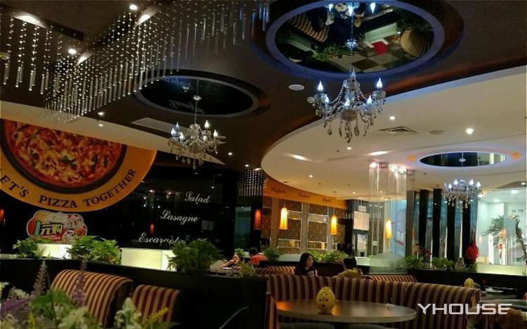 加乐比意式餐厅(大连佳兆业店)