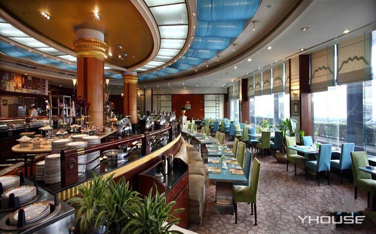 世纪金源大酒店自助餐厅