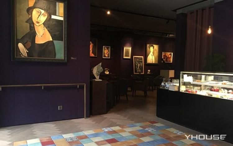 Cafe amour 莫迪咖啡艺廊