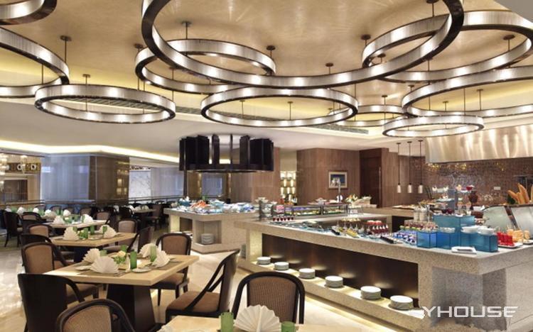粤海喜来登酒店盛宴全日自助餐厅