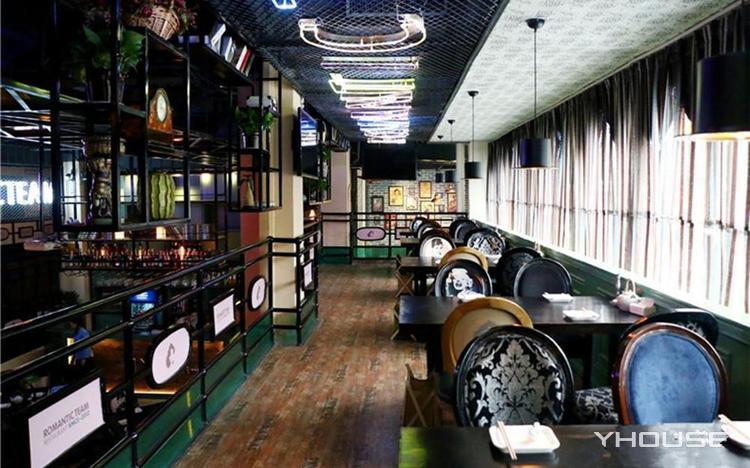 漫族餐厅(花园路店)
