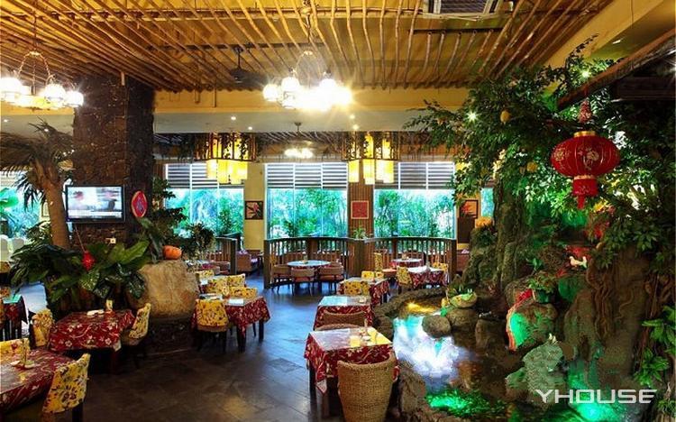 森林城市巴诺雨林餐厅